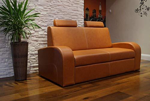 Quattro Meble echt lederen 2,5 zits bank Antalya II Extra 2z Breedte 180cm lederen sofa echt leder bank grote kleurenselectie !! !
