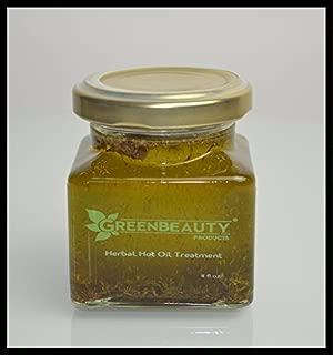 Herbal Hot Oil Treatment 4 fl oz / 118 ml
