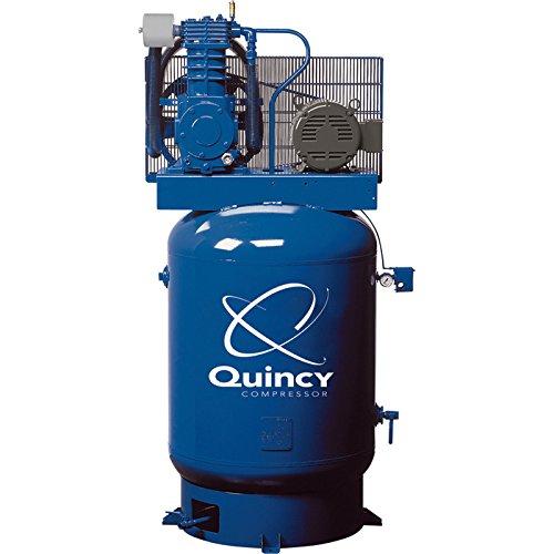 Quincy QT-10 Splash Lubricated Reciprocating Air Compressor...