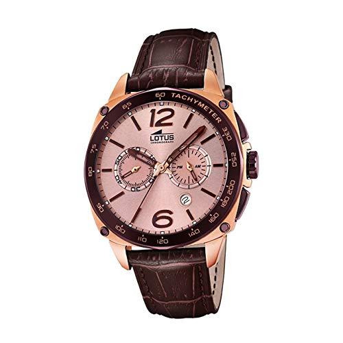 Lotus Reloj de caballero 18217/2