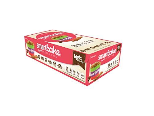 Smart Baking Company Smartcake, Sugar Free, Gluten Free, Low Carb, Keto Dessert (Cinnamon, 8 CT)