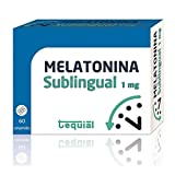Tequial - Melatonina 1 Mg, 60 Comprimidos Sublinguales