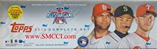 2010 Topps Baseball Factory Sealed All Star Edition Set with Stephen Strasburg Rookie Card #661 and 5 Additional Bonus Cards. In Stock!!