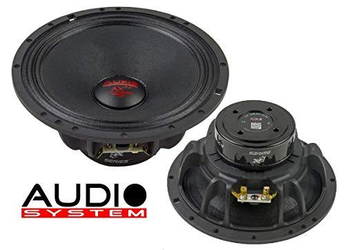 Audio System AX 165 PA EVO 16,5cm Tief/Mitteltöner/Midrange Lautsprecher 1 Paar