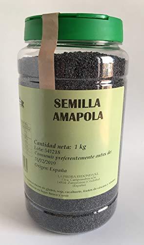 La Piedra Redonda Semilla de Amapola 1 kg