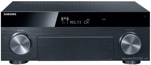 Samsung HW-D700/EN 7.2 AV-Receiver (840 Watt, 4x HDMI, 4x Digital Audio, 2x Subwoofer) perlschwarz