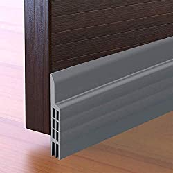 Door Draft Stopper Under Door Seal for Exterior/Interior Doors