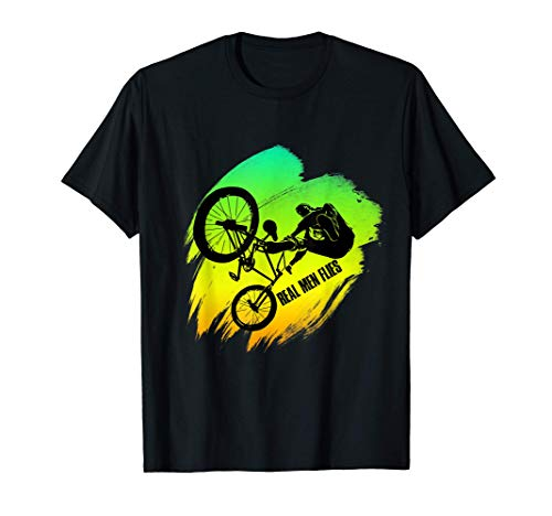 colouring Bmx, Mtb & Mountain Bike Gift for bicycle Lovers T-Shirt
