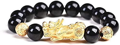 Feng Shui Good Luck Bracelets, Feng Shui Attract Wealth Money Pulsera Feng Shui 12 Mm Pulsera De...