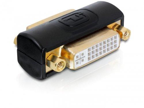 DeLock Adapter DVI 24+5 Buchse > DVI 24+5 Buchse