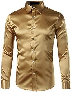 Amazon.es: Dorado - Camisetas, polos y camisas / Hombre: Ropa