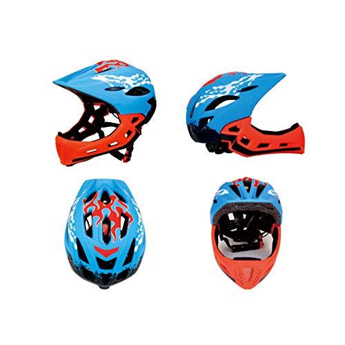 Sporthelm, demping Impact goede warmteafvoer Light Half Helmet Full Face Helm Fietsen Extreme Challenge Roller Skateboard Balance Bike Sport