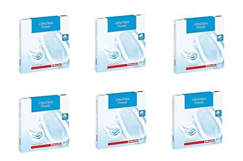 """Miele - Kit promo """"Allée Centrale Bourgueil"""" 120 tablettes pour lave-vaisselle UltraTabs Power ou All in 1"""