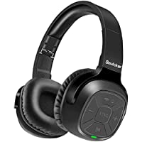 Soulcker Active Noise Cancelling Bluetooth Headphones