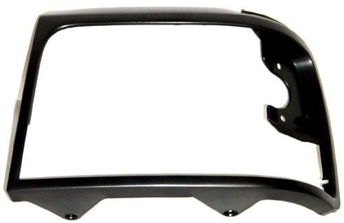 Multiple Manufacturers FO2512129V Sherman Replacement Part Compatible with Ford Driver Side Headlight Door (Partslink Number FO2512129)