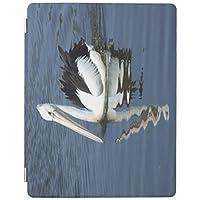 RECASOペリカン iPad Air エア(A1474, A1475, A1476)用 スマートカバー ケース アイパッド エア ケース iPad 三つ折り保護カバー TPUケース ソフトケース 軽量・極薄タイプ