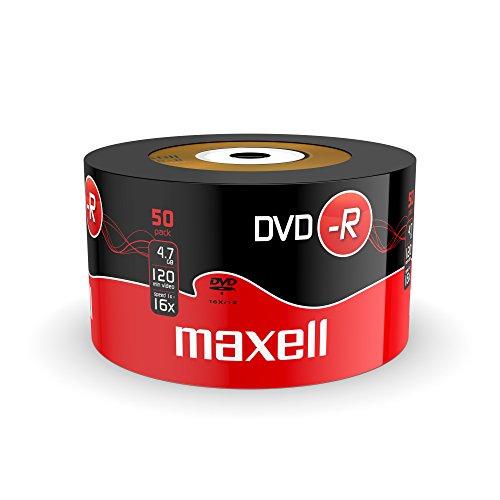 MAXELL DVD-R 4,7GB 16X SP*50