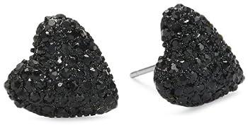 Best black heart earrings Reviews