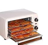 ZWHDS Acero Inoxidable 5 Capas del deshidratador de Alimentos, 300W, Frutas Secadora, Frutas, Verduras, Carnes y Chile, Libre de BPA,White