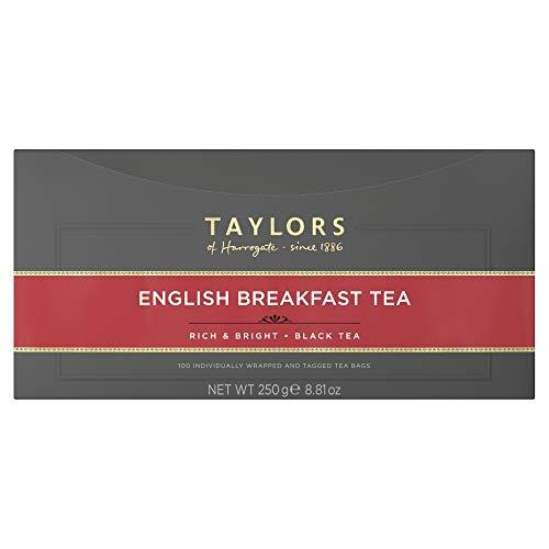Taylors of Harrogate English Breakfast, 100 Teabags