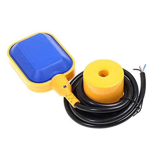 liangzai 2 m Controlador Float Switch Liquid Switch líquido nivel agua Float Switch Float Nivel Controller empalmes para tubos suministro Hilarity