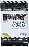 HI-TEC HT Whey C-6 Orzech, 1000 g