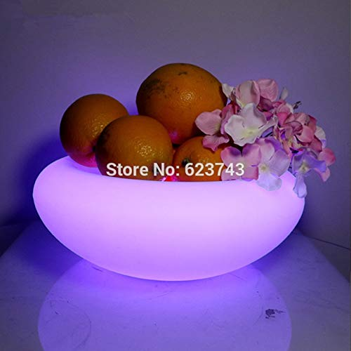Bandeja Frutas Flash Recargable plástico decoración