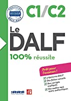 Le DELF 100% reussite: Livre C1-C2 & CD MP3