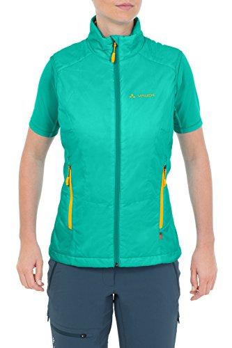 VAUDE Damen Weste Women's Freney Vest II, Lotus Green, 36, 05465