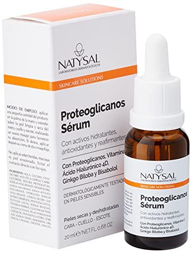 Natysal Sérum de Proteoglicanos, Para Pieles Secas y Deshidratadas, Multicolors, 20 Ml