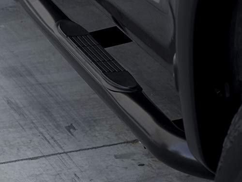 """Compatible With/Replacement For Brightt (ARM-QID-087) Polished 3"""" Round Side Step Bars 3"""" Compatible with 2012-2016 Cr-V"""