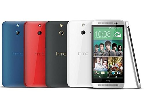HTC One E8 grau