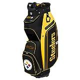 Pittsburgh Steelers Bucket III Cooler Cart Golf Bag
