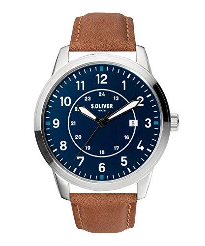 s.Oliver Damen-Armbanduhr