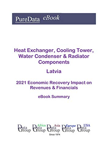 Heat Exchanger, Cooling Tower, Water Condenser & Radiator Components Latvia Summary: 2021 Economic Recovery Impact on Revenues & Financials (English Edition)