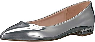 Best metallic toe flats Reviews