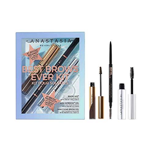 Anastasia Beverly Hills - Best Brows Ever Kit - Dark Brown