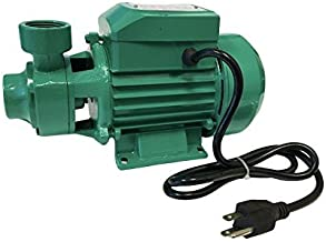Professional EZ Travel Collection Electric Water Pump Continuous Industrial Duty (1/2 HP Motor)