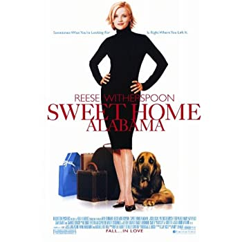 Amazon Com 27x40 Sweet Home Alabama Movie Poster Prints Posters Prints
