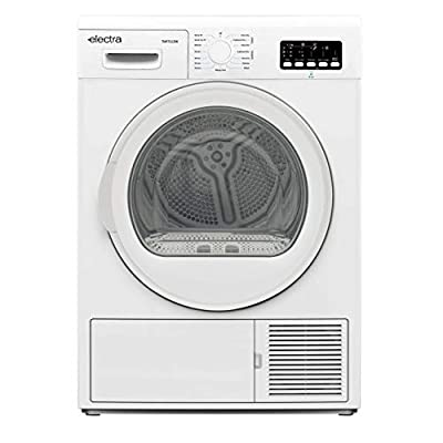 Electra THP7112W 7Kg Heat Pump Tumble Dryer - White - A++ Rated