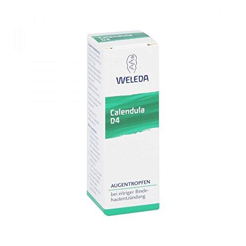 CALENDULA AUGENTROPFEN D 4 10 ml
