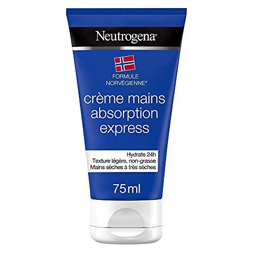 Neutrogena Crema Manos Concentrada, Alivio Inmediato para Manos Secas, 50 ml