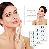 Face Lift Tape Instant Face Lifting Stickers Invisible Waterproof Elasticity Wrinkle Lift Patches Makeup Face Lift Tools for Instant Face, Neck Lift Reduce Double Chin(40PCS/Box)