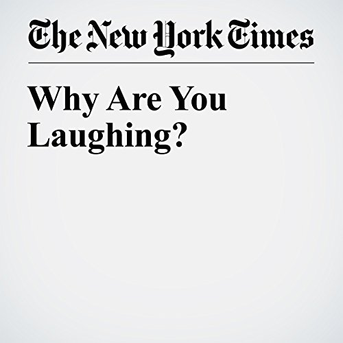 Why Are You Laughing? audiobook cover art