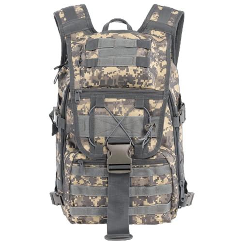 TTHXQ Mochila táctica 40 litros Militar bolsa de caza mochila ligera hombres táctica bolsa de pesca hombres trekking táctico bolsa ACUDigital