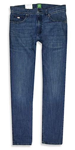 Hugo Boss Herren Regular Fit Jeans Maine Dark Navy 50318733 (30W/32L, Navy)