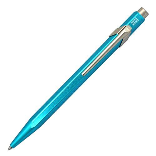 Caran d´Ache 0849.171 Kugelschreiber Metall Türkis