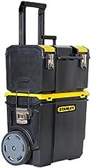 STANLEY 1-70-326 - Taller móvil 3 en 1