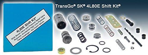 Transgo SK 4L80E Purchase Valve Kit 1991-Up Special price Body