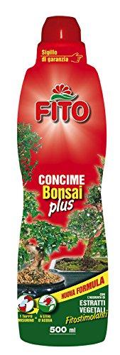 Fito Bonsai Concime Liquido, Verde, 7.95x4.4x27.5 cm